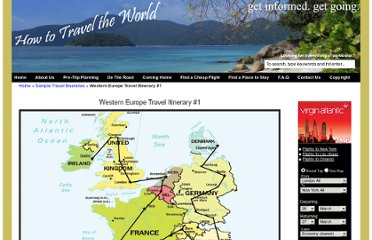 http://www.how-to-travel-the-world.com/travel-itineraries/western-europe-itinerary-1/