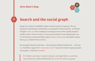 http://cdixon.org/2009/12/14/search-and-the-social-graph/