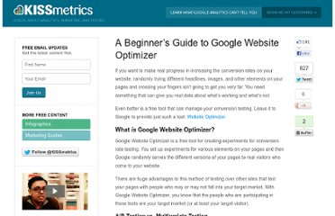 http://blog.kissmetrics.com/guide-google-website-optimizer/