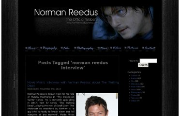 http://www.normanreedusonline.com/art/tag/norman-reedus-interview/