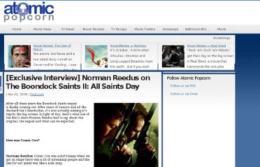 http://www.atomicpopcorn.net/exclusive-interview-norman-reedus-on-the-boondock-saints-ii-all-saints-day/