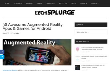http://techsplurge.com/3214/mega-list-33-awesome-augmented-reality-apps-games-android/
