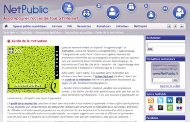 http://www.netpublic.fr/2011/04/guide-de-la-motivation/