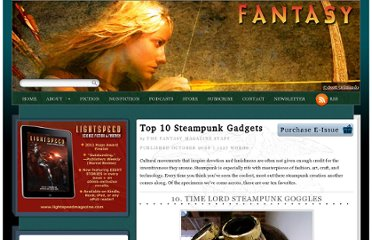 http://www.fantasy-magazine.com/non-fiction/articles/top-10-steampunk-gadgets/