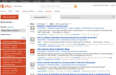 http://social.technet.microsoft.com/Forums/en-US/category/sharepoint2010,sharepoint