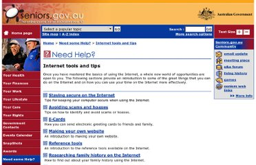 http://www.seniors.gov.au/internet/seniors/publishing.nsf/Content/Internet+tools+and+tips
