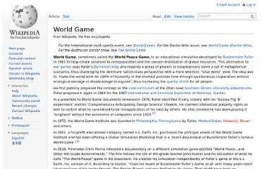 http://en.wikipedia.org/wiki/World_Game