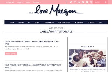 http://www.lovemaegan.com/search/label/hair%20tutorials
