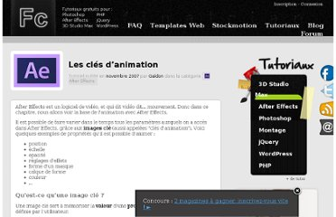 http://www.finalclap.com/tuto/cours-after-effects-3/animation-7/