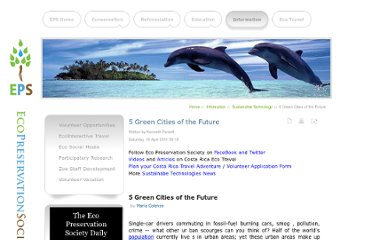http://ecopreservationsociety.org/site/index.php/the-news/sustainability/356-5-green-cities-of-the-future