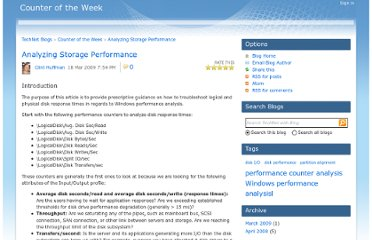 http://blogs.technet.com/b/cotw/archive/2009/03/18/analyzing-storage-performance.aspx