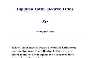 http://www.slu.edu/colleges/AS/languages/classical/latin/tchmat/pedagogy/ac/diplat.html