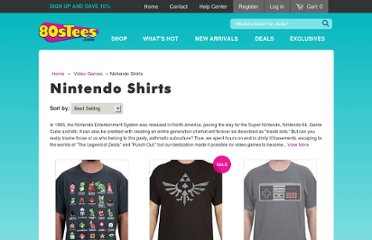 http://www.80stees.com/pages/t-shirts/totally-80s-t-shirts/Nintendo_t-shirts.asp
