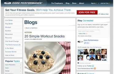 http://www.coreperformance.com/daily/nutrition/20-simple-workout-snacks.html