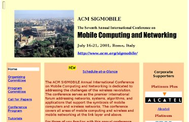 http://research.ihost.com/acm_sigmobile_conf_2001/index.html
