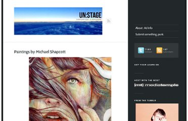 http://www.unstage.com/2010/04/paintings-by-michael-shapcott/