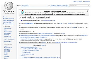 http://fr.wikipedia.org/wiki/Grand_ma%C3%AEtre_international
