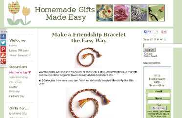 http://www.homemade-gifts-made-easy.com/make-a-friendship-bracelet.html