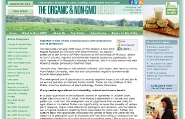 http://www.non-gmoreport.com/articles/may10/consequenceso_widespread_glyphosate_use.php