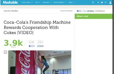 http://mashable.com/2011/04/29/coke-friendship-machine/