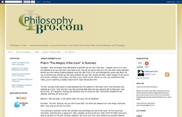 http://www.philosophybro.com/2010/12/platos-allegory-of-cave-summary.html