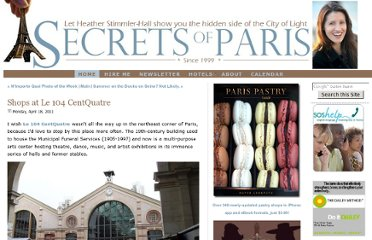 http://www.secretsofparis.com/heathers-secret-blog/shops-at-le-104-centquatre.html