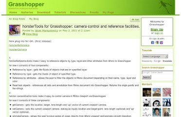 http://www.grasshopper3d.com/profiles/blogs/horstertools-for-grasshopper