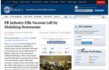 http://www.propublica.org/article/pr-industry-fills-vacuum-left-by-shrinking-newsrooms