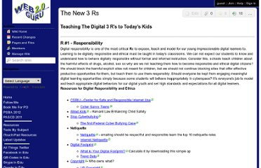 http://web20guru.wikispaces.com/The+New+3+Rs