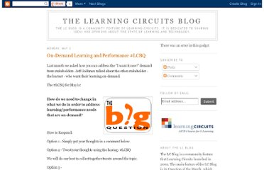 http://learningcircuits.blogspot.com/2011/05/on-demand-learning-and-performance-lcbq.html
