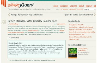 http://www.learningjquery.com/2009/04/better-stronger-safer-jquerify-bookmarklet
