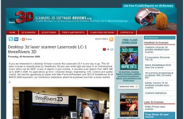 http://www.3d-scanners-3d-software-reviews.org/3d-laser-scanners-digitizers-reviews/3d-desktop-laser-scanner-3-dimensional-modeling-lasercode-lc-1-threerivers.php