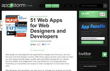 http://web.appstorm.net/roundups/51-web-apps-for-web-designers-and-developers/