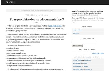 http://bailly.blogs.com/traces/2011/04/pourquoi-faire-des-webdocu.html