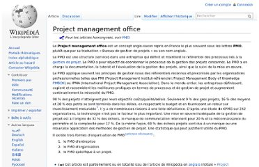 http://fr.wikipedia.org/wiki/Project_management_office
