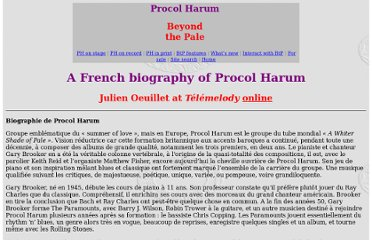 http://www.procolharum.com/99/procol-french-biography.htm