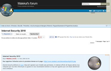 http://forum.malekal.com/internet-security-2010-t22303.html