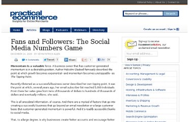 http://www.practicalecommerce.com/articles/1453-Fans-and-Followers-The-Social-Media-Numbers-Game
