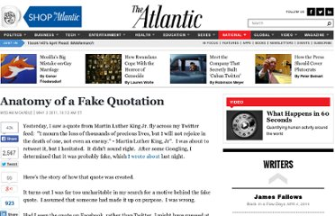 http://www.theatlantic.com/national/archive/2011/05/anatomy-of-a-fake-quotation/238257/