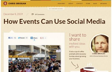 http://www.chrisbrogan.com/how-events-can-use-social-media/