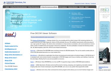 http://xrayscan.com/software/free-dicom-viewers.php