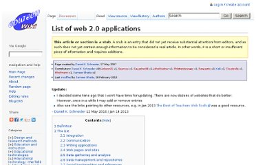 http://edutechwiki.unige.ch/en/list_of_web_2.0_applications