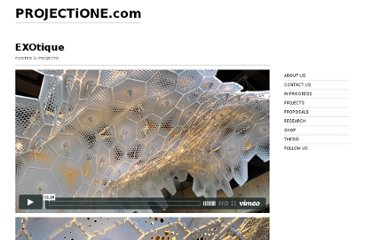 http://www.projectione.com/exotique/