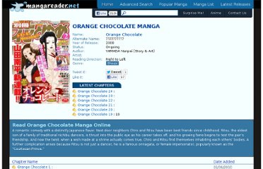 http://www.mangareader.net/1451/orange-chocolate.html