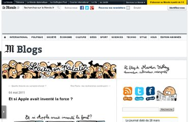 http://vidberg.blog.lemonde.fr/2011/05/04/et-si-apple-avait-invente-la-force/