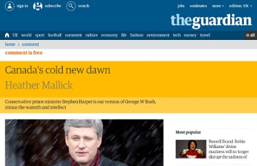 http://www.guardian.co.uk/commentisfree/2011/may/03/canada-stephen-harper-american-politics