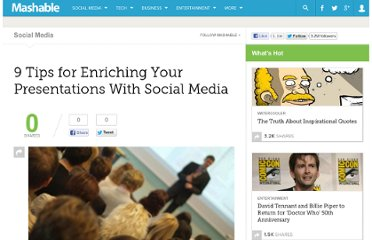http://mashable.com/2009/12/14/presentations-social-media/