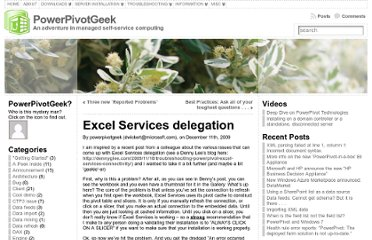 http://powerpivotgeek.com/2009/12/11/excel-services-delegation/
