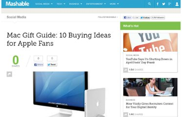 http://mashable.com/2009/12/05/apple-gift-guide/
