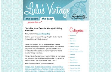 http://blog.lulusvintage.com/2011/05/vote-for-your-favorite-vintage-clothing-websites.html